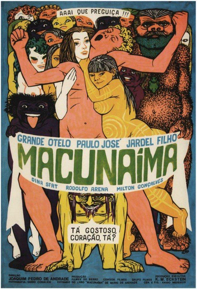 Poster macunaima