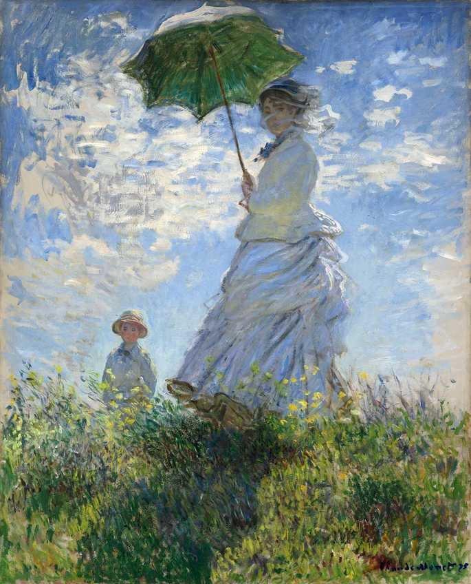 claude monet impressionismo