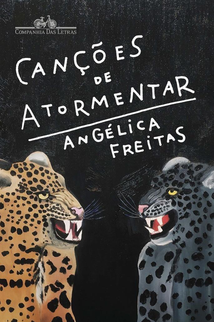 Canções de atormentar, Angélica Freitas