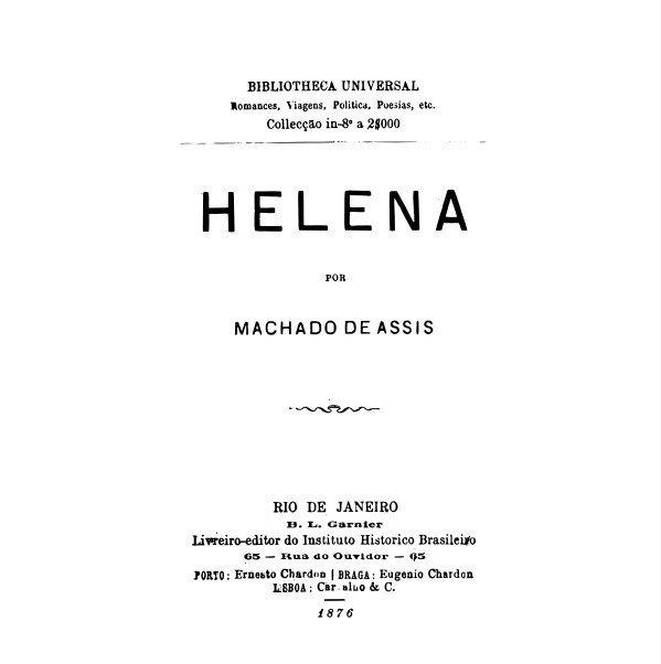 Primeira edição do romance.