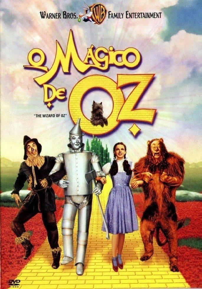 Cartaz de O mágico de Oz