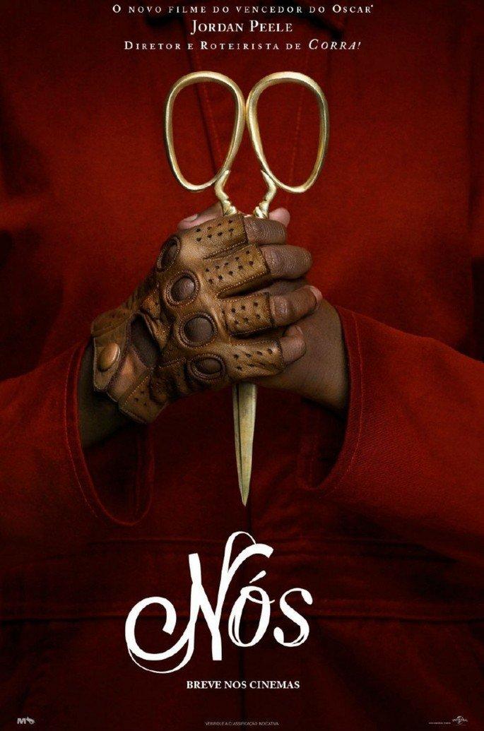 Cartaz do filme Nós