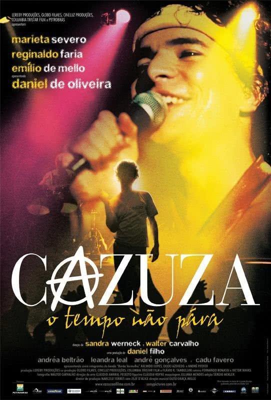 Poster do filme Cazuza - O Tempo Não Para