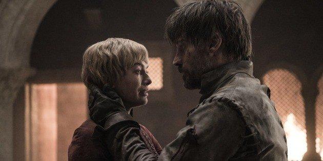 Reencontro de Cersei e Jaime