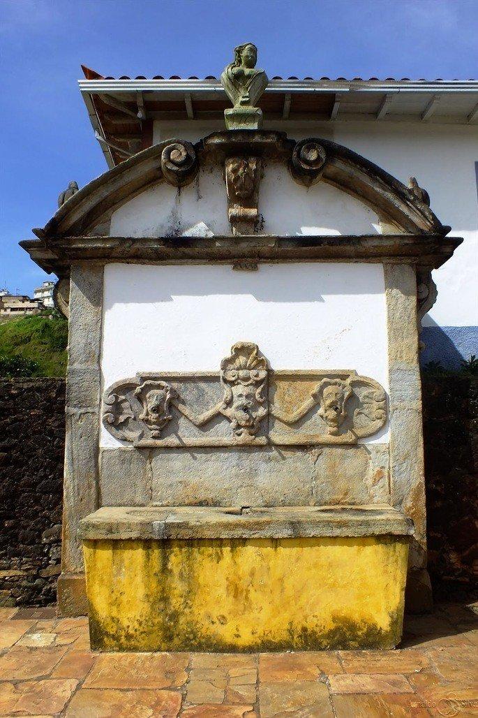Chafariz do Alto da Cruz de Vila Rica