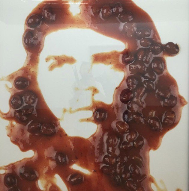 Che guevara in beans