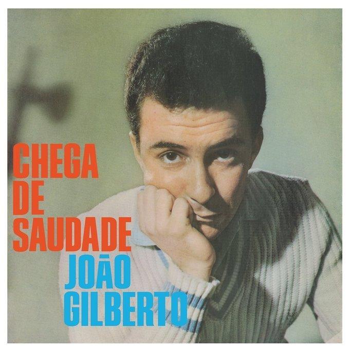 Capa do disco Chega de Saudade, de 1959.