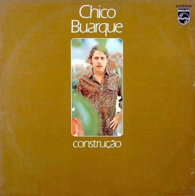 Capa do álbum Construção, de Chico Buarque.