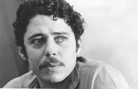 Retrato de Chico Buarque.