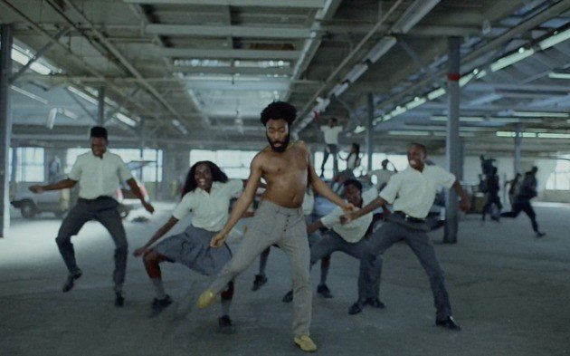 this is america coreografia
