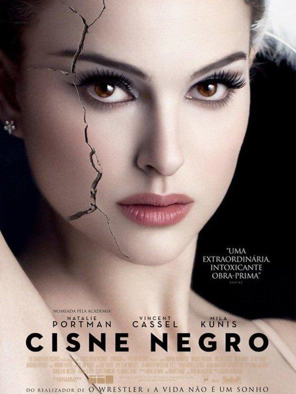 Cartaz do filme Cisne Negro.