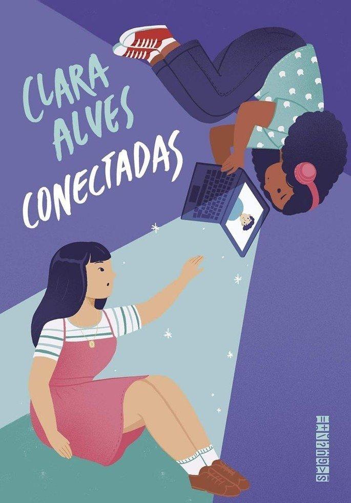 Capa do livro Conectadas