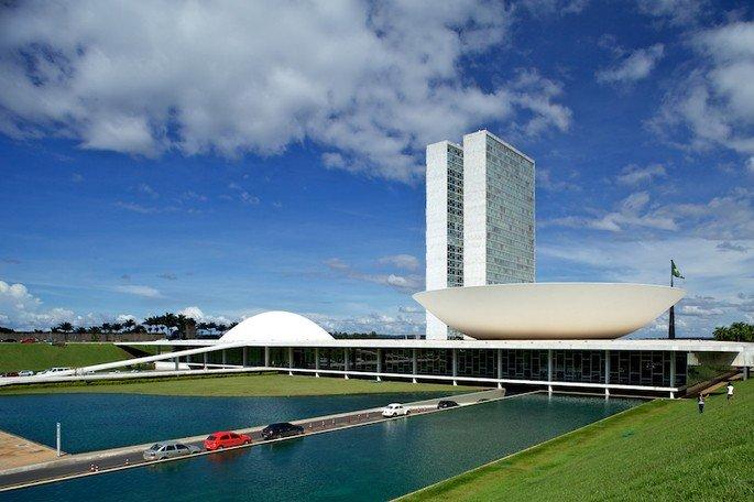 congresso nacional arquitetura niemeyer