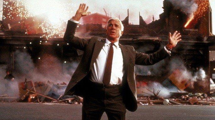 Corra que a Polícia Vem Aí! (1988)