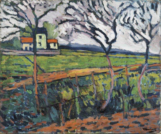 Fields, Rueil de Vlaminck