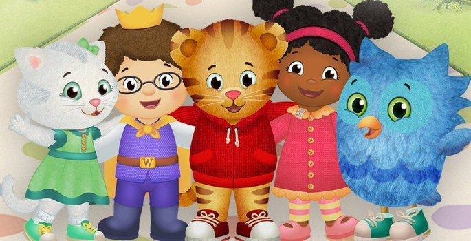 Daniel Tigre e os amigos