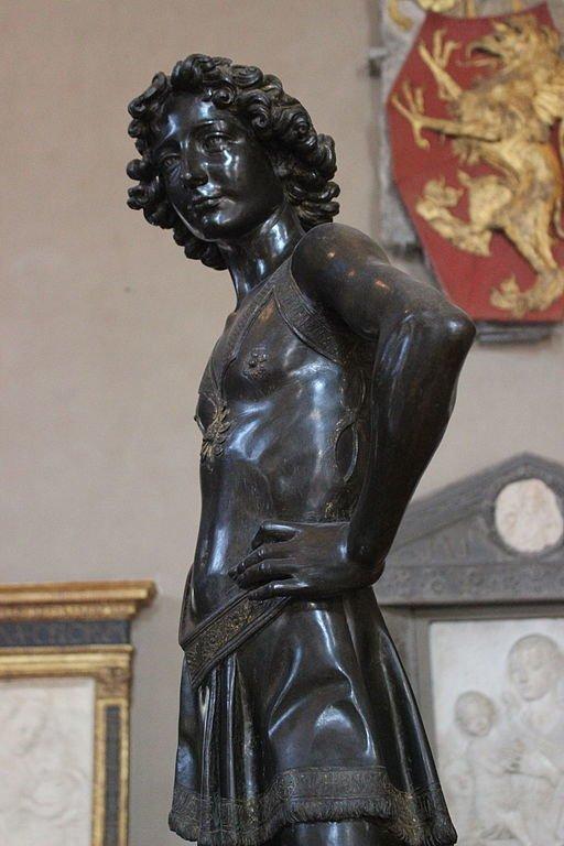 Davi de Verrocchio