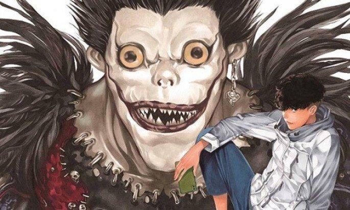 Death Note 2, o manga de 2020.