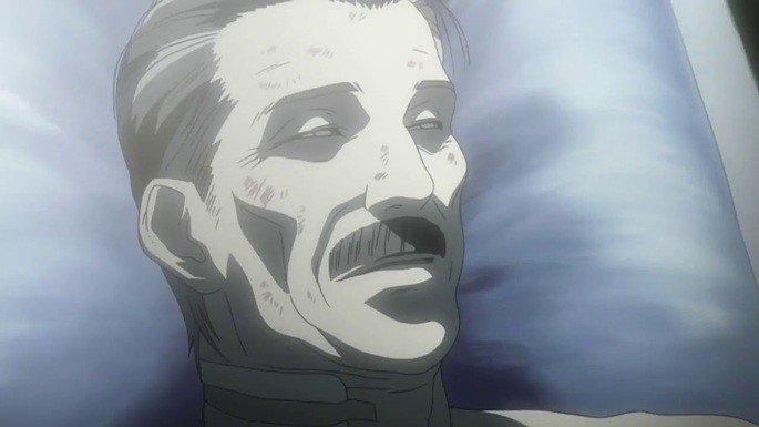 Morte do vice-diretor Yagami.