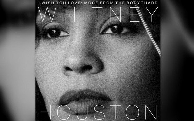 Capa de I Wish You Love: More From The Bodyguard.