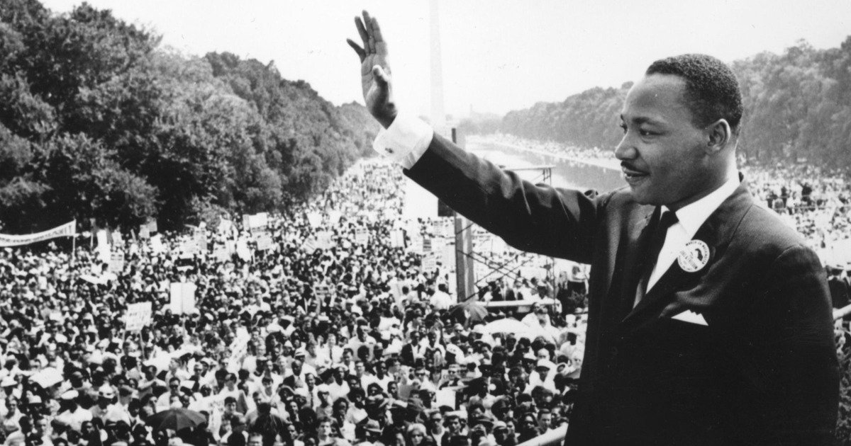 Mais de 50 Frases De Martin Luther King Em Ingles