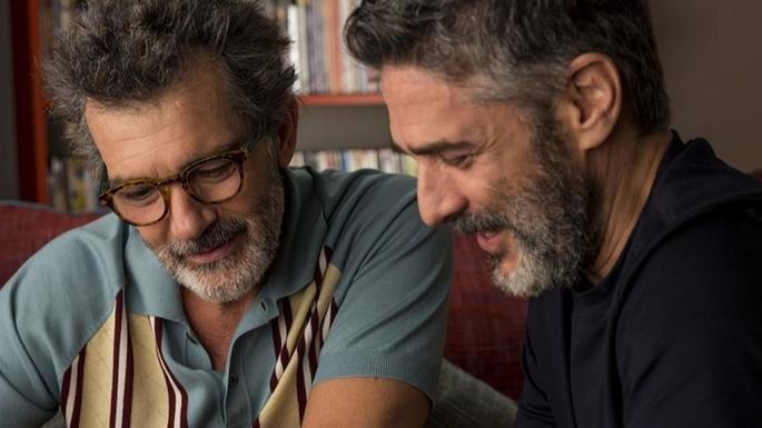 Imagem do filme Dor e Glória