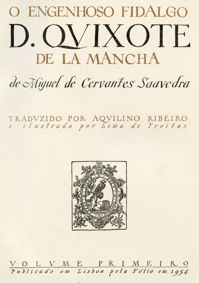 Dom Quixote (1605)