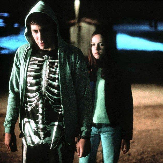 donnie e gretchen noite de Halloween