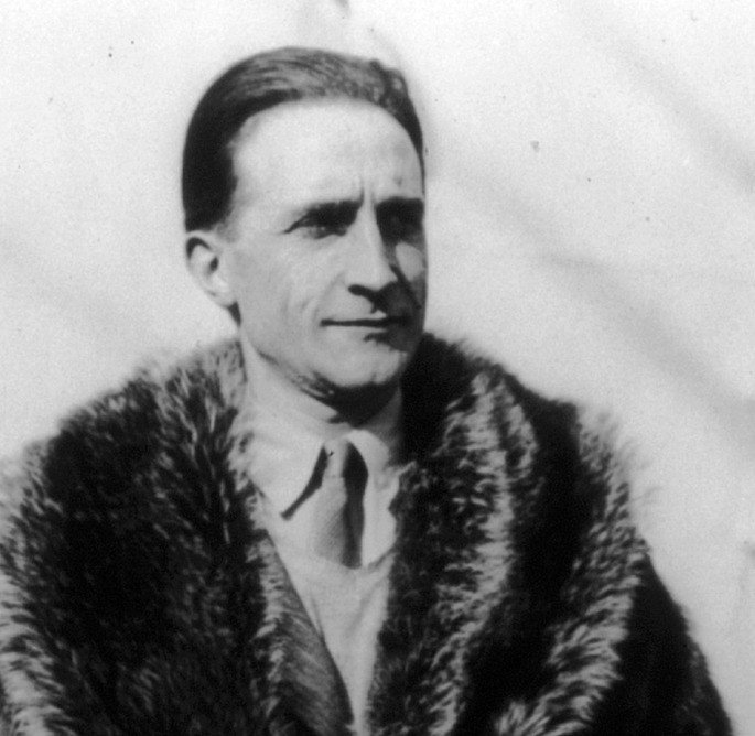 Marcel Duchamp retrato