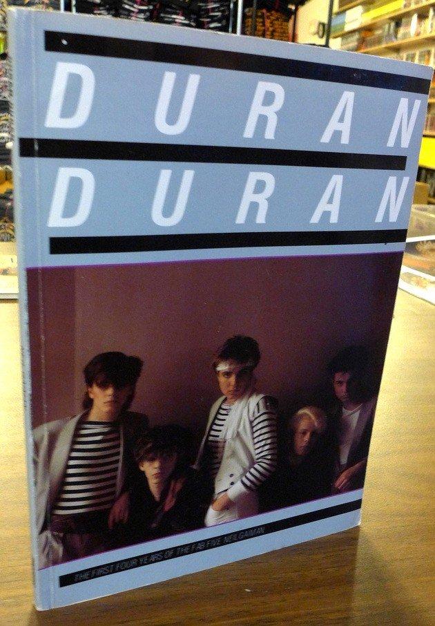 Livro sobre Duran Duran.
