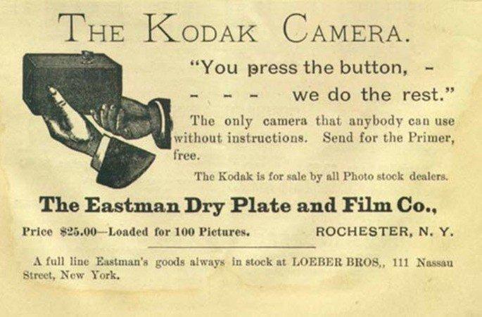 Kodak fotografia
