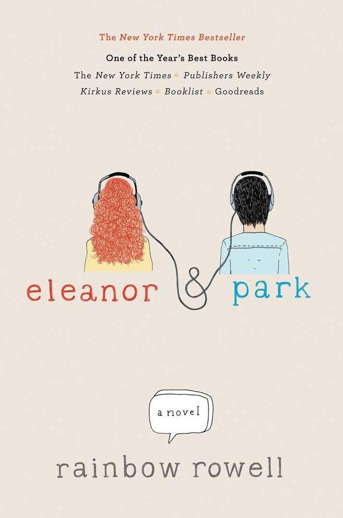 Capa do livro Eleanos e Park