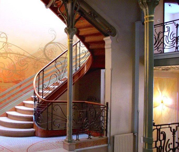 art nouveau arquitetura