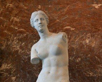 Escultura Vênus de Milo