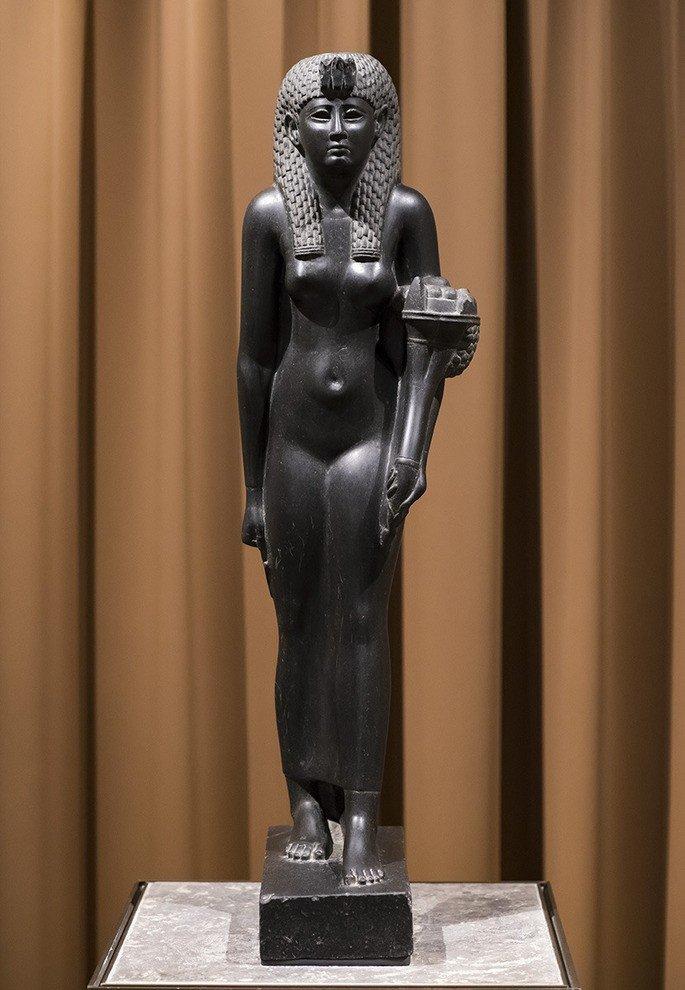 Estátua de Cleopatra VII Philopator