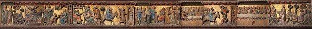 Seção norte: a vida de Jesus. 1300-1318.