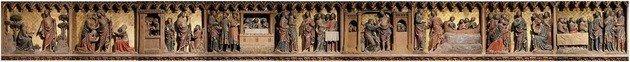 Seção sul: Histórias da ressurreição. 1344-1351.