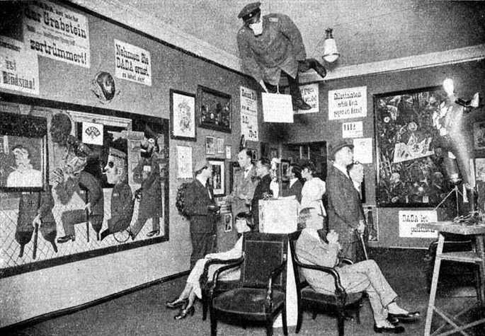 Primeira Feira Internacional Dadaísta