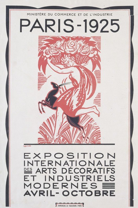 Exposion Internationale des Arts Décoratifs et Industriels Modernes