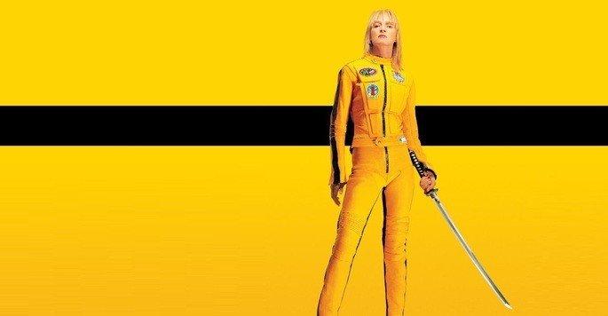 Capa do filme Kill Bill
