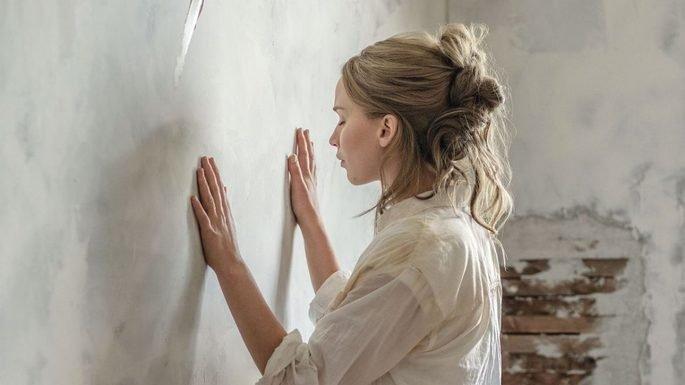 Filme Mãe: parede