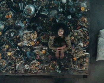 Filme O Poço, da Netflix