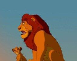 Filme O Rei Leão, da Disney