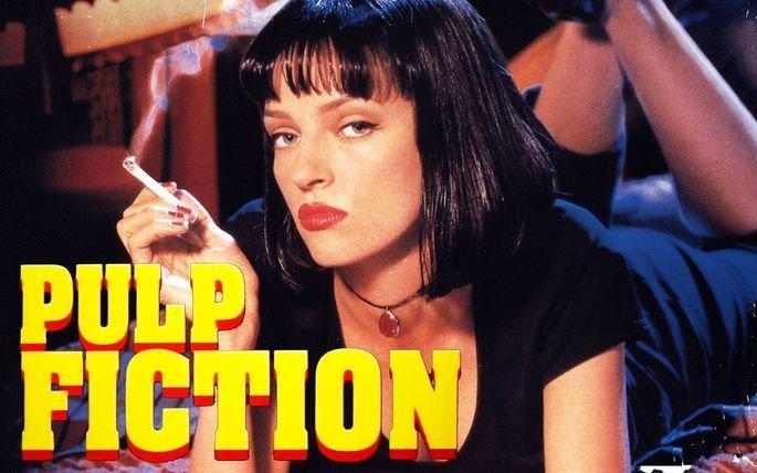 Capa do filme Pulp Fiction
