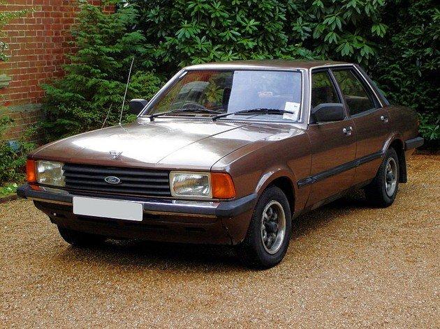 O citado Ford Cortina.