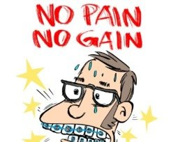 Frase No pain, no gain