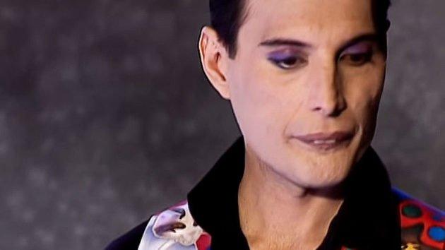 Freddie Mercury só assumiu a doença pouco antes de morrer.