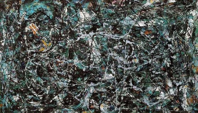 Full Fathom Five de Jackson Pollock (1947)