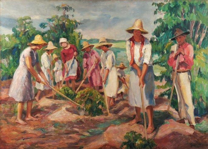 impressionismo georgina albuquerque