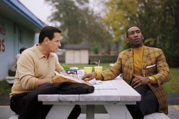 A amizade de Tony e Don se contrói através da diferença.